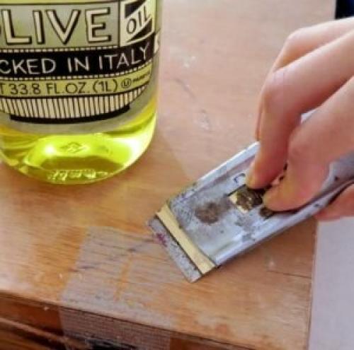 Как убрать со стекла следы скотча. Популярные способы очистки различных предметов от скотча