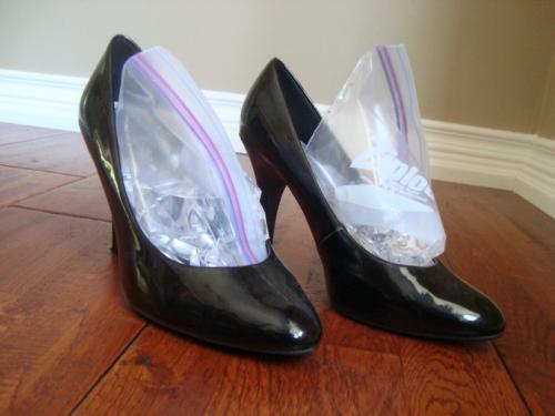 Можно ли растянуть обувь в длину. Как растянуть обувь из кожи и замши