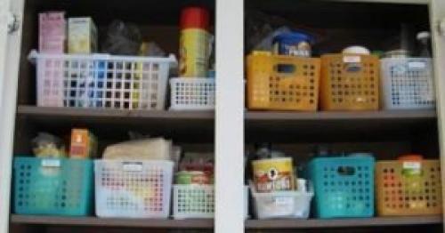 Как избавиться от жуков в крупе и шкафу на кухне. Народные средства избавления от жуков на кухне