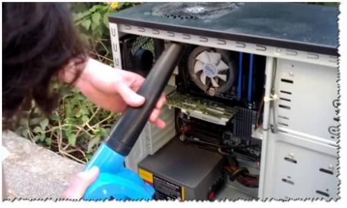Как правильно почистить компьютер от пыли в домашних условиях. Как почистить компьютер от пыли. Чистка монитора, системного блока, клавиатуры